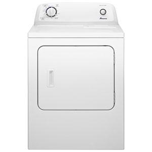 Amana 6.5 Cu. Ft. Electric Dryer (YNED4655EW) - White