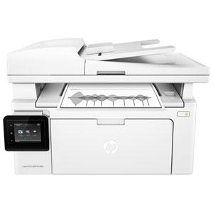 Imprimante tout-en-un sans fil LaserJet Pro de HP (M130fw) - Blanc