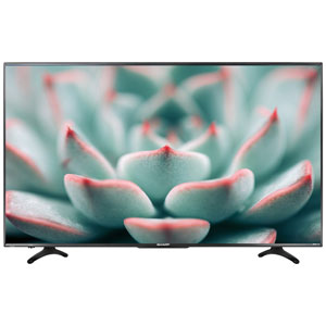 "Sharp 55"" 4K UHD HDR LED Roku Smart TV (LC-55LBU591C) - Only at Best Buy"