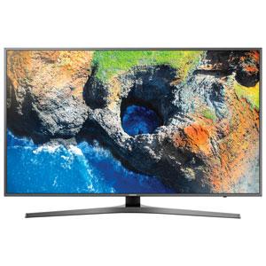"Samsung 65"" 4K UHD HDR LED Tizen Smart TV (UN65MU7000FXZC) - Dark Titan"