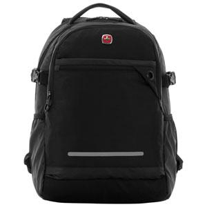 """SWISSGEAR 15.6"""" Laptop Backpack - Black"""