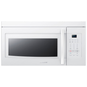 Samsung Over-The-Range Microwave - 1.6 Cu. Ft. - White