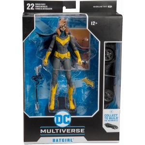 The Batman Who Laughs DC Multiverse 7 Inch Action Figure BAF Batmobile Series