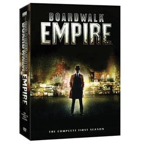 Boardwalk Empire : L'intégrale de la première saison (2012)