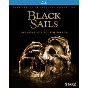 Black Sails: Season 4 (Blu-ray)