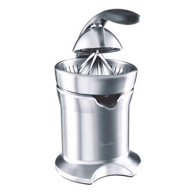 Breville Citrus Press Pro Juicer - Silver