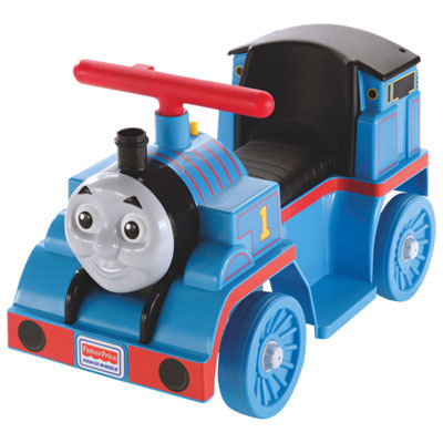 Power Wheels Thomas & Friends: Thomas With Track (BCK92) - Blue