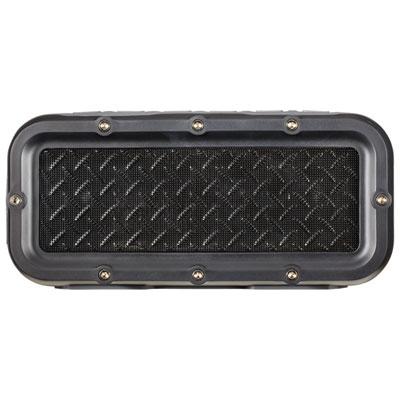 JAM Xterior Max Rugged/Splashproof Bluetooth Wireless Speaker - Black/Grey