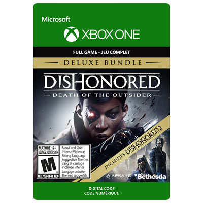 Dishonored: Death Of The Outsider Deluxe Xbox One - Digital Download