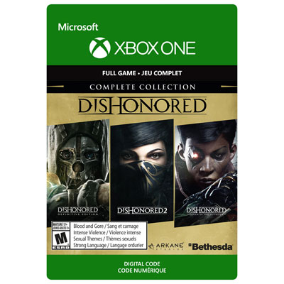 Dishonored Complete Collection Xbox One - Digital Download