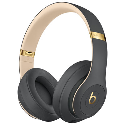 Beats by Dr. Dre Studio3 Over-Ear Noise Cancelling Bluetooth Headphones - Shadow Grey