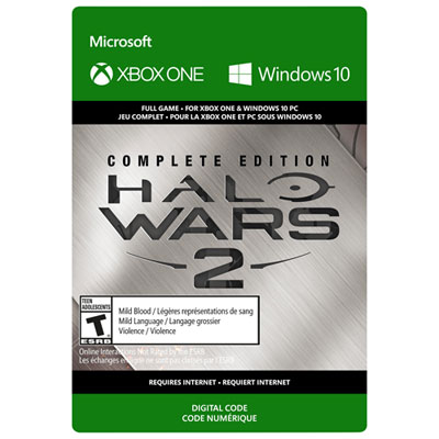 Halo Wars 2: Complete Edition Xbox One - Digital Download