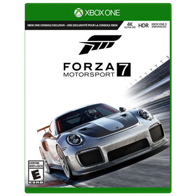 Forza Motorsport 7 Xbox One - Previously Played