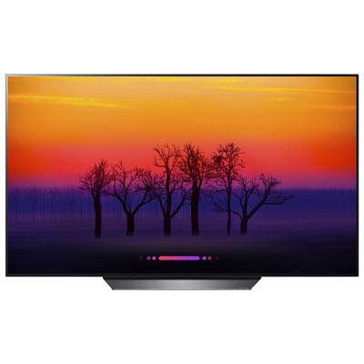 LG 55 4K HDR OLED webOS 4.0 Smart TV - Only at Best Buy