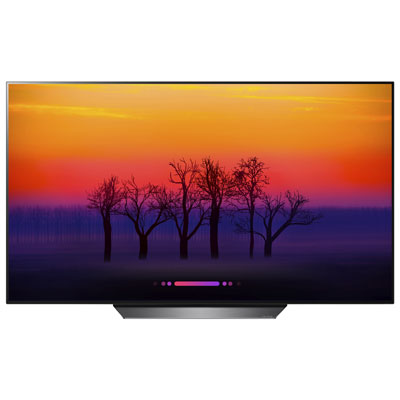 LG 65-inch 4K UHD HDR OLED webOS Smart TV