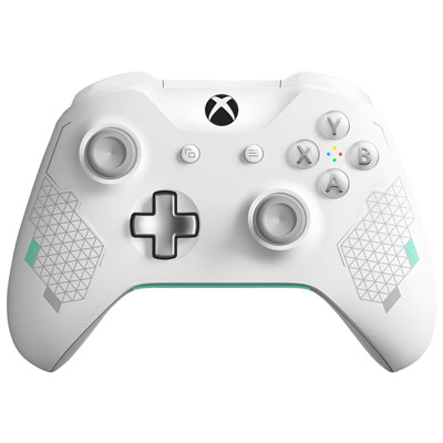 Xbox One Wireless Controller - Sport White