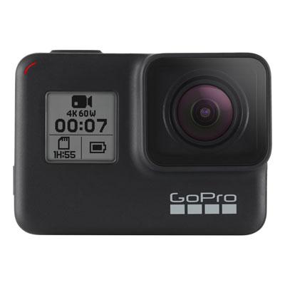 GoPro HERO7 Waterproof HD Sports & Helmet Camera