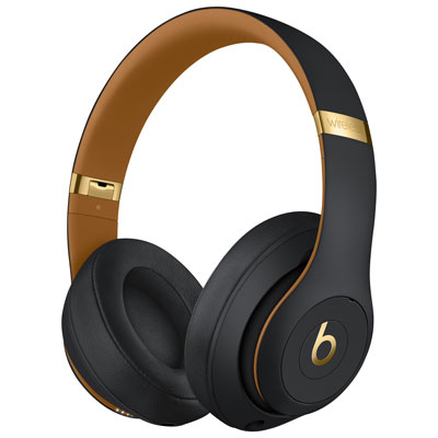 Beats by Dr. Dre Studio3 Skyline Over-Ear Noise Cancelling Bluetooth Headphones - Midnight Black
