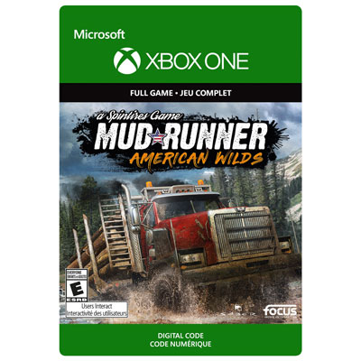 Spintires: MudRunner - American Wilds Xbox One - Digital Download