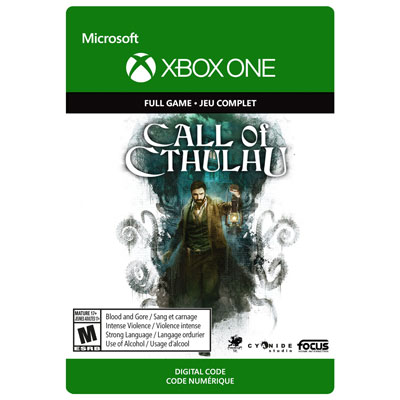 Call of Cthulhu Xbox One - Digital Download