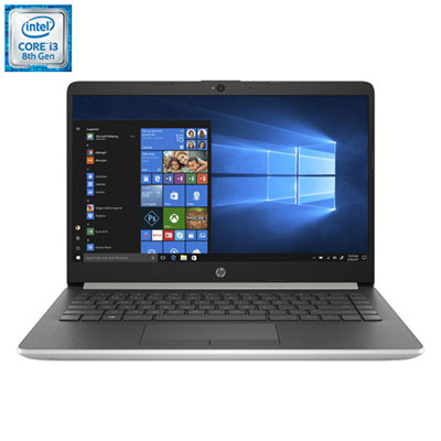 HP 14 Laptop with Intel Core i3 Processor, 4GB RAM & 128GB SSD