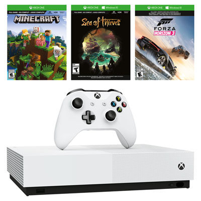Xbox One S All-Digital Edition 1TB Console