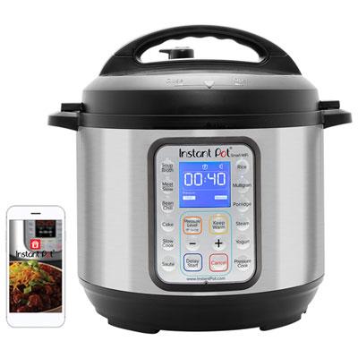 Instant Pot Smart Wi-Fi Pressure Cooker - 6Qt