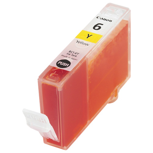 Canon Yellow Ink (BCI-6)