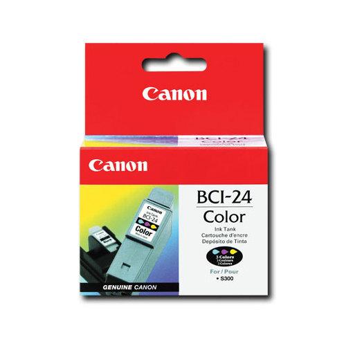 Canon BCI-24CL Colour Ink (6882A003)