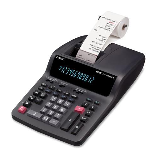 Casio Printing Calculator (FR2650Plus)