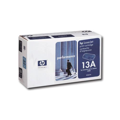 Cartouche de poudre d'encre LaserJet 13A de HP (Q2613A)