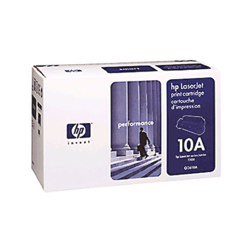HP LaserJet Black Toner (Q2610A)