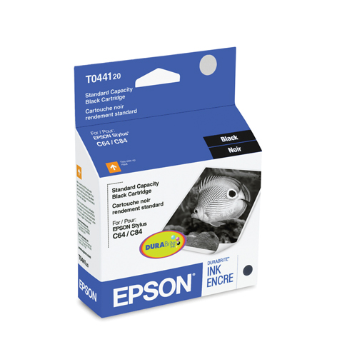 Cartouche d'encre noire d'Epson (T044120)