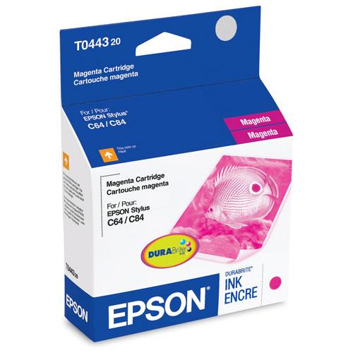 Cartouche d'encre magenta d'Epson (T044320)