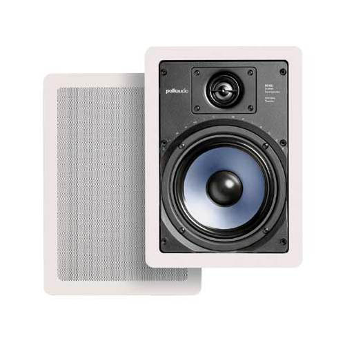 Polk Audio RC65i 100-Watt In-Wall Speakers - Pair