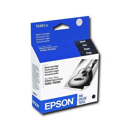 Cartouche d'encre noire Stylus d'Epson (T048120-S)