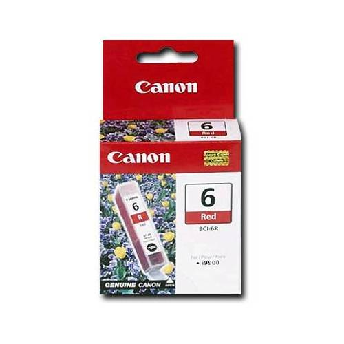 Canon Red Ink (BCI-6R)