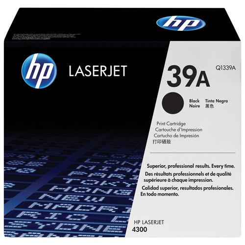 HP LaserJet Black Toner (Q1339A)