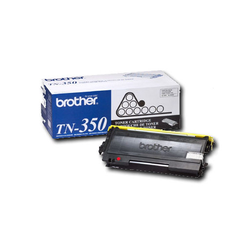 Brother Black Toner (TN350)