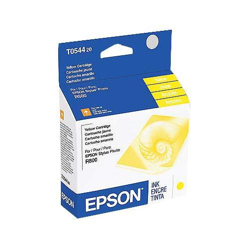 Cartouche d'encre jaune d'Epson (T054420)