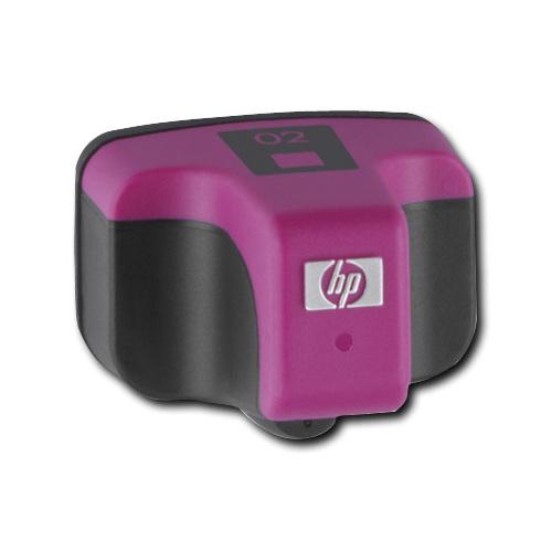 HP 02 Magenta Ink (C8772WC)