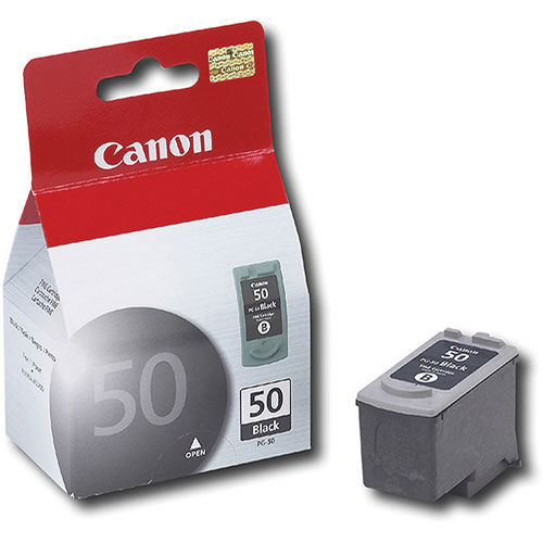 Canon Black Ink (PG-50)