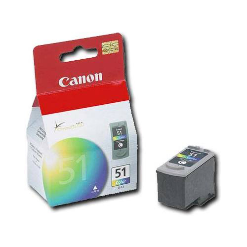 Canon Colour Ink (CL-51)