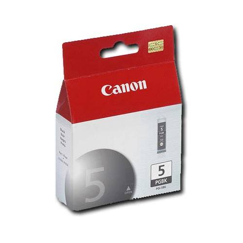 Canon PGI-5BK Black Ink (0628B002)