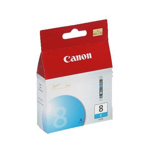 Canon CLI-8C Cyan Ink (0621B002)