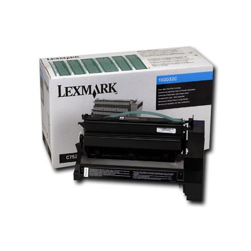 cartouche de poudre d 39 encre cyan de lexmark 15g032c encre en poudre pour lexmark best buy. Black Bedroom Furniture Sets. Home Design Ideas
