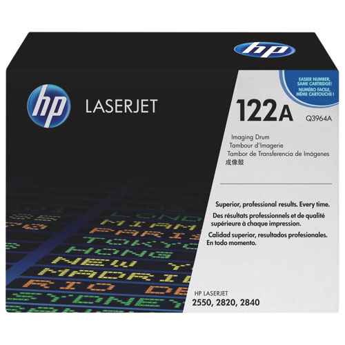 HP 122A Black Toner (Q3964A)