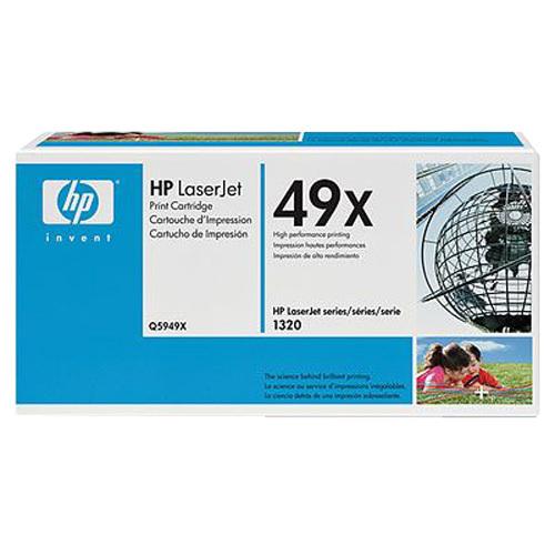 HP LaserJet 49X Black Toner (Q5949X)