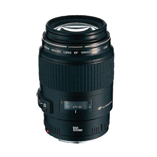 Canon EF 100/2.8 Macro USM Lens