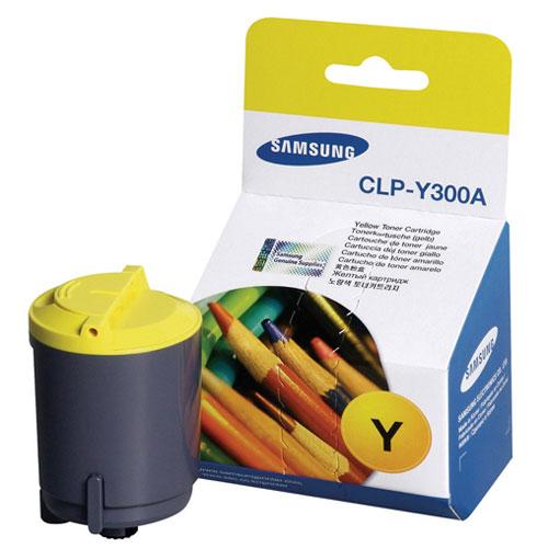 Samsung Yellow Toner